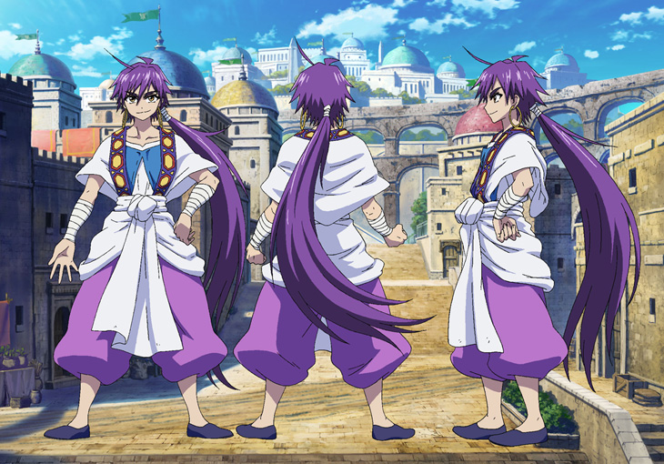magi adventure sinbad